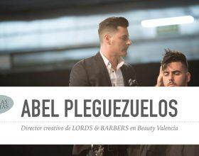 Abel Pleguezuelos en Beauty Valencia «FERIA DE PELUQUERIA Y ESTETICA»