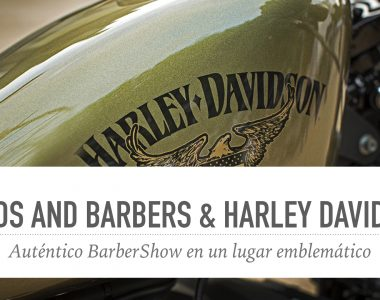 LORDS AND BARBERS & HARLEY DAVIDSON